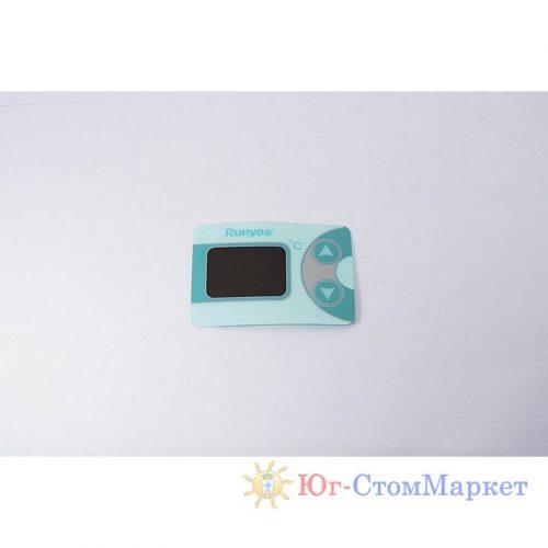 Наклейка таймера температуры нагрева бойлера (В-0021) (Runyes Valencia)