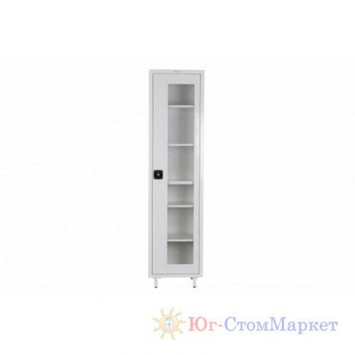 Шкаф медицинский МЕХе.04 одностворчатый | Оптимех (Россия)
