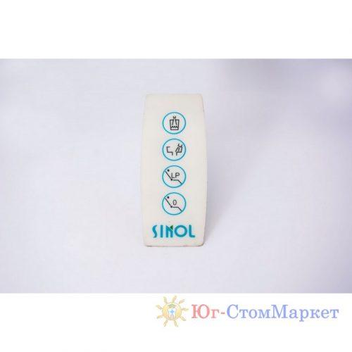 Наклейка кнопок управления модуля ассистента Премьер 16