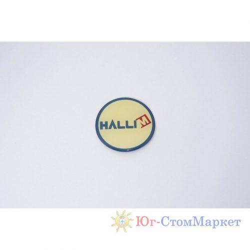 """Наклейка на лампу """"HALLIM"""" (Х-0025) (HALLIM)"""