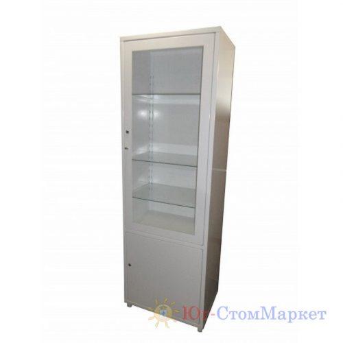 Шкаф металлический ШМ 1-2А2