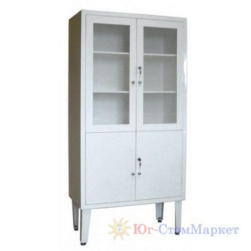 Шкаф медицинский ШМ 2-2 В