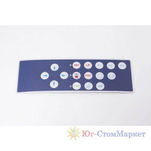 Наклейка кнопок управления (Ю-0040) (Yoboshi)