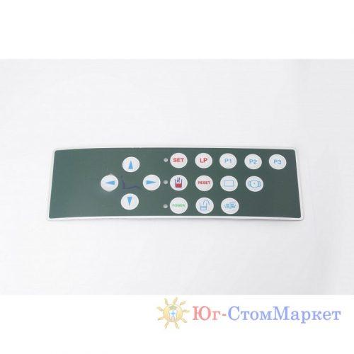 Наклейка кнопок управления (Ю-0041) (Yoboshi)