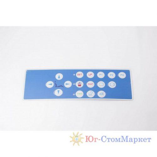 Наклейка кнопок управления (Ю-0042) (Yoboshi)