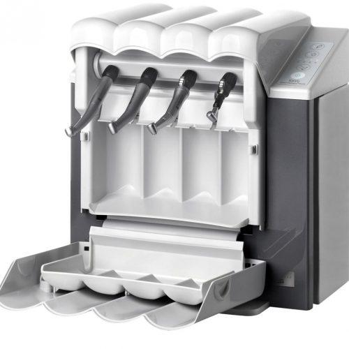 Аппараты для чистки и смазки наконечников