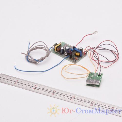 Плата пускорегулирующая для облучателя-рециркулятора CH111-115 (111-130) (пластик) | Armed (Россия)