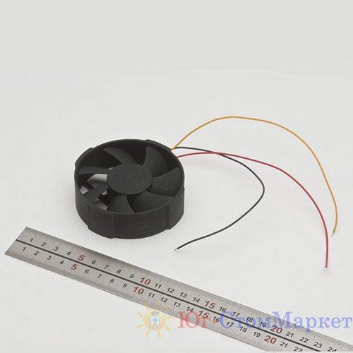 Вентилятор для облучателя-рециркулятора СН111-115 (130) пластик | Armed (Россия)