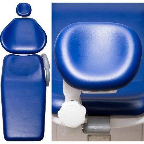 Замена обивки стоматологического кресла (искусственная кожа)