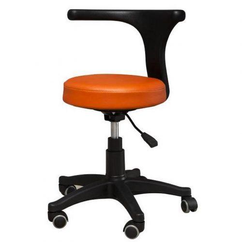 Замена обивки на стуле врача