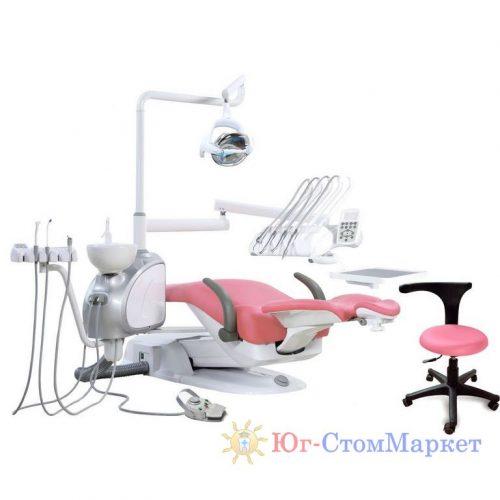 Стоматологическая установка AJ 12 Ajax верхняя подача | Ajax (Китай)