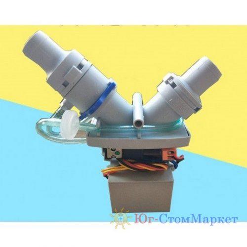 Клапан выбора места инструмента столика врача с потенциометром BR1607