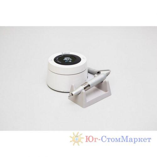 Аппарат для маникюра и педикюра Brillian White (с педалью в коробке) | Strong (Южная Корея)