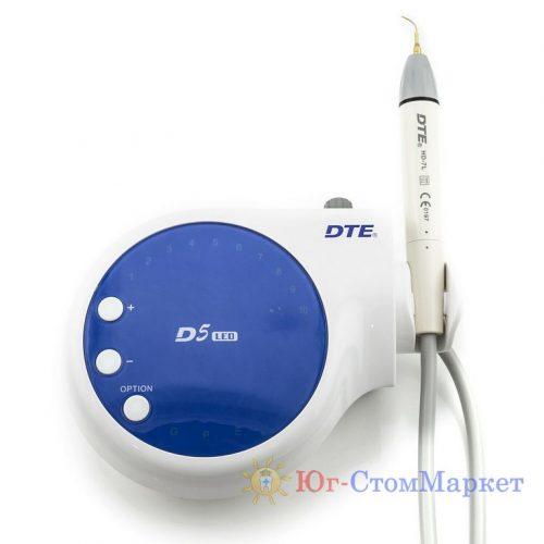 DTE-D5 LED - портативный ультразвуковой скалер с фиброоптикой
