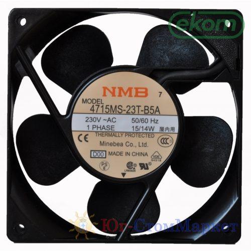 Вентилятор NMB 4715MS 230V/50-60Hz для компрессоров EKOM (035300006-000)   EKOM (Словакия)