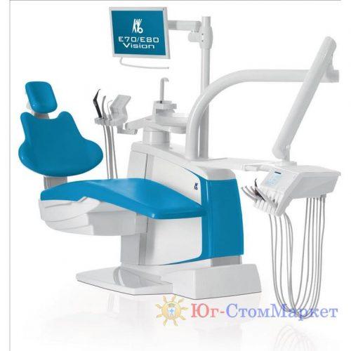 Запчасти для стоматологической установки KaVo ESTETICA E70 Vision - E80 Vision | KaVo (Германия)