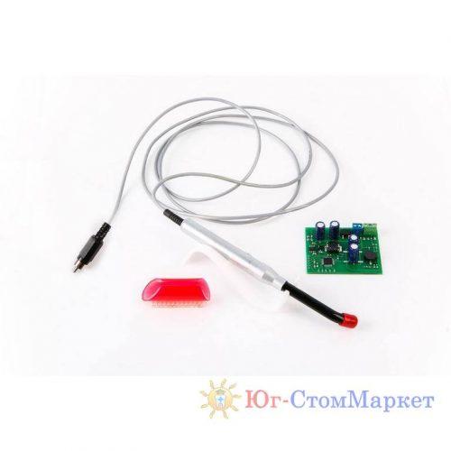 Встраеваемая миниатюрная светодиодная лампа LEDактив-04П для диагностики «раннего» кариеса | Медторг+ (Россия)