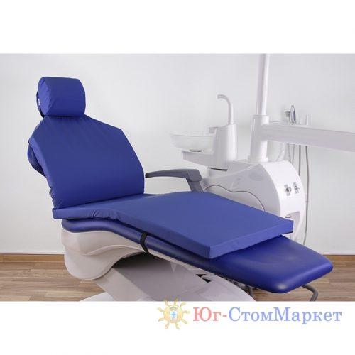 Матрас ортопедический Топпер М1 (Синий