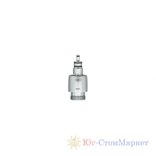 Быстросъемное соединение RQ-03 без проводки оптики под 2/3 канальный разъем Borden 10400300 | W&H (Австрия)