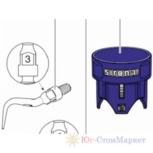 Ключ для насадок скалера Sirona ориг. 06006196 | Sirona (Германия)