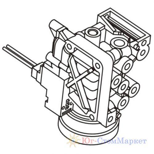Клапан для установки Sirona 04189572   Sirona (Германия)