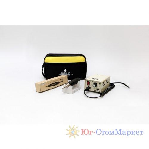 Аппарат для маникюра и педикюра Strong 90N/102 (без педали с сумкой) | Strong (Южная Корея)