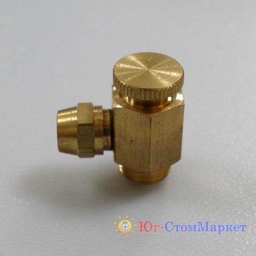 Краник для сброса конденсата компрессора