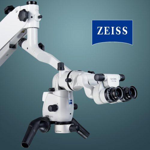 Микроскопы Carl Zeiss (Германия)