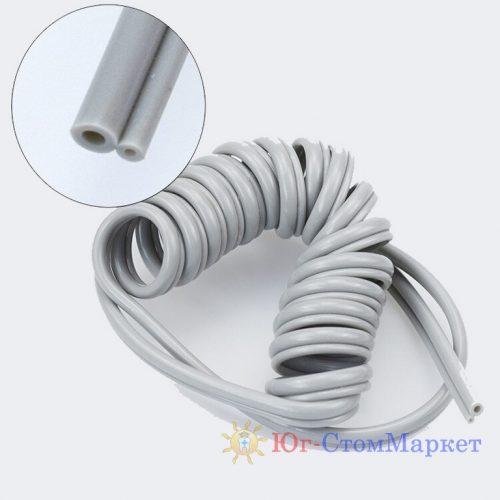 Спиральный турбинный шланг для 2-х канального наконечника cx106