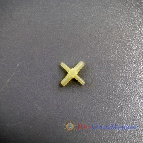 Пластмассовый коннектор 5*3*5*3 мм cx173
