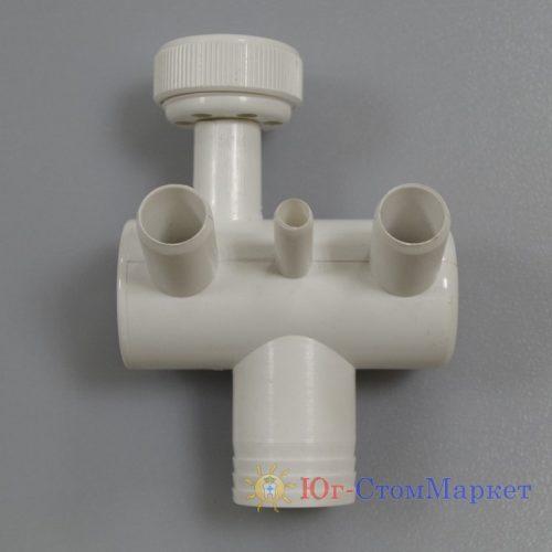 Коллектор в канализацию для монтажа стоматологической установки