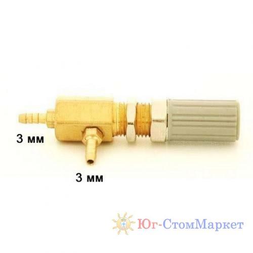 Регулятор подачи воды для стоматологической установки угловой cx194