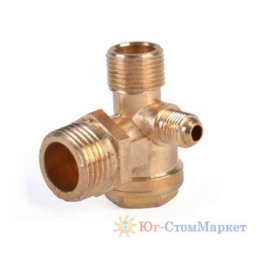Клапан для компрессора 3/4 - 3/8 - 1/2 cx237-8