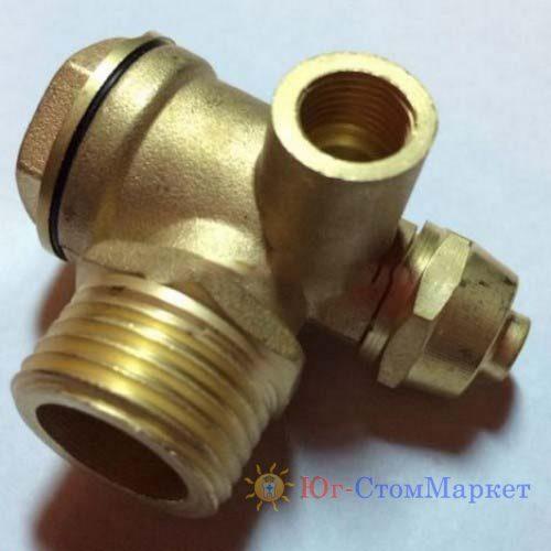 Клапан для компрессора 20.5мм-8мм-9.5мм cx237-9