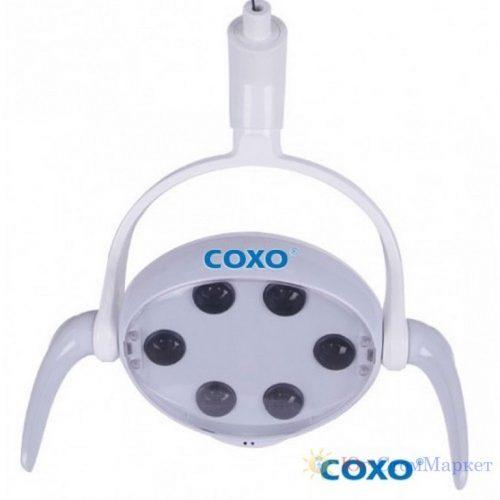 Светодиодный стоматологический светильник шестиламповый cx249-6