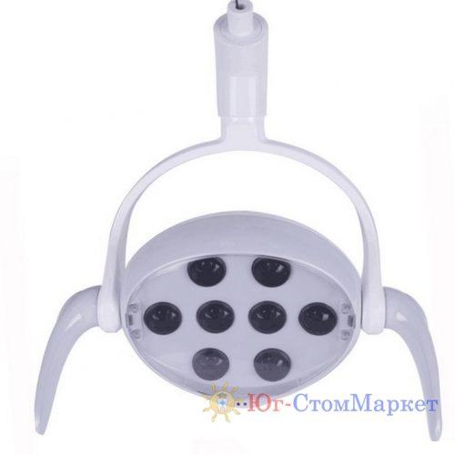 Светодиодный стоматологический светильник восьмиламповый cx249-8
