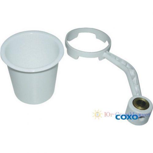 Стакан для ватных тампонов с держателем для стоматологической установки cx99