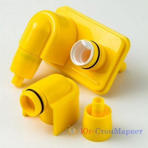 Фильтр слюноотсоса и пылесоса для стоматологической установки