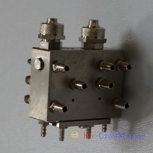 Распределительный двусторонний клапан с боковыми отведениями ws-8091