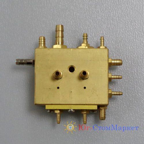Распределительный Клапан с боковыми отведениями ws-s008