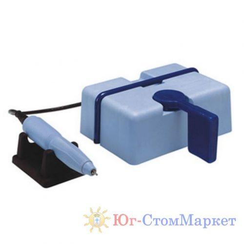 Зуботехнический микромотор с ножным управлением