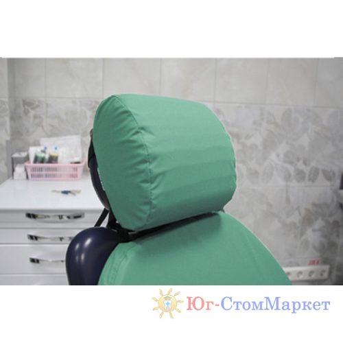 Ортопедический подголовник 12 (Зеленый