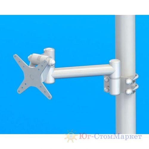 Кронштейн (держатель монитора D=48-54 мм)  для стоматологической установки