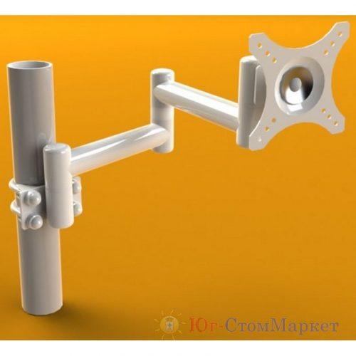 Кронштейн (держатель монитора D=48-54 мм) DS-30-2 - для стоматологической установки