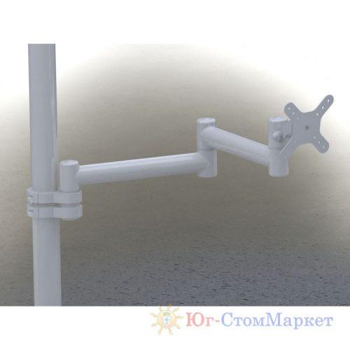 Кронштейн (держатель монитора) DS-40-2-250_55 - для стоматологической установки KAVO (Германия)