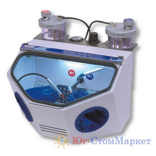 EASY SAND - стоматологический пескоструйный аппарат с двумя модулями | Silfradent (Италия)