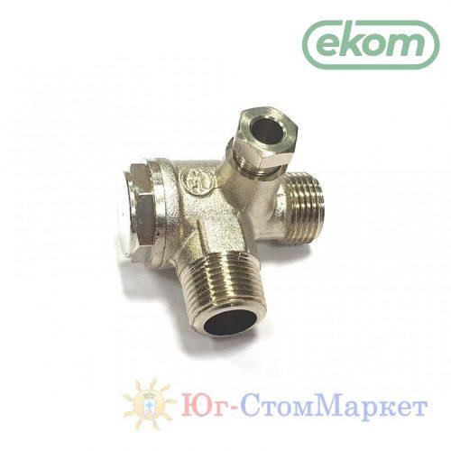Клапан обратный компрессора EKOM нового образца (024000359-000) | EKOM (Словакия)