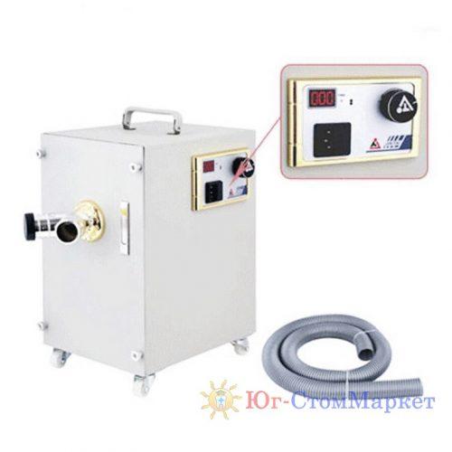 Зуботехнический пылесос повышенной мощностина 1 стол (выносной блок