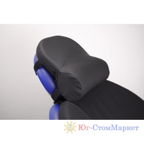 Поддерживающий ортопедический подголовник Roller (Зеленый