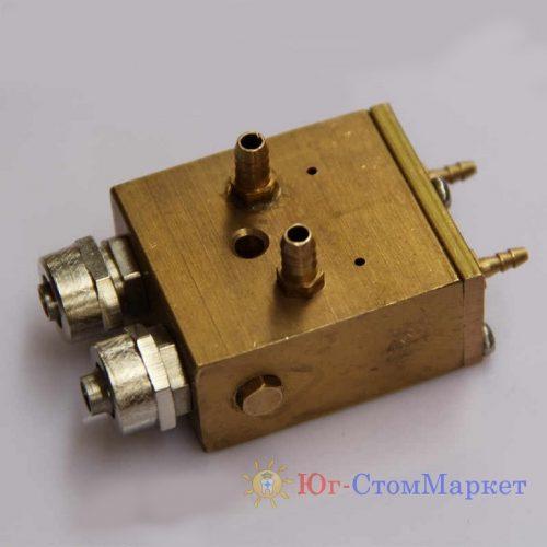 Блок интеграции клапанов для стоматологической установки SD4127